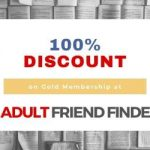 Adult Friend Finder 100% Discount on Gold Membership