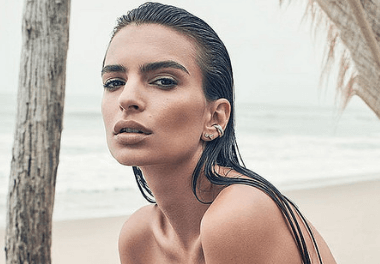 Emily Ratajkowski is teasing everyone on Instagram