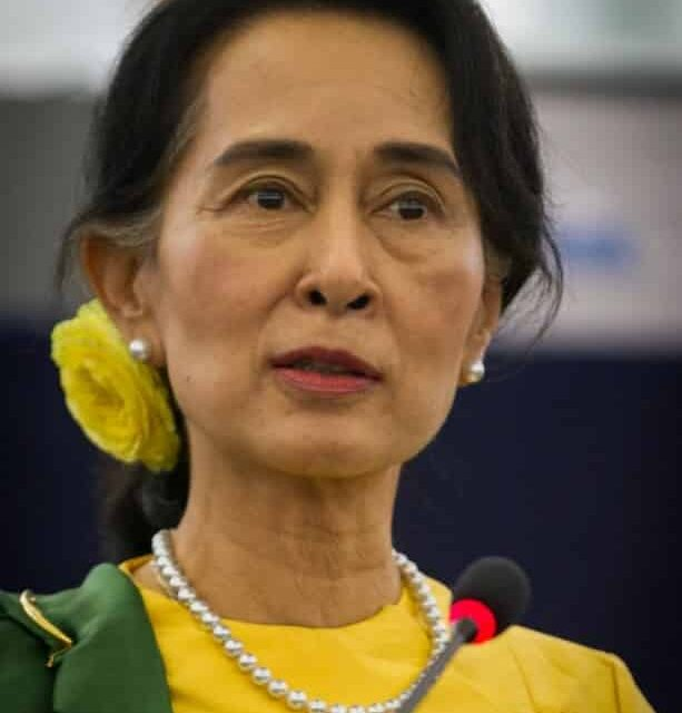Myanmar's Suu Kyi says that Rakhine issue could have been handled better