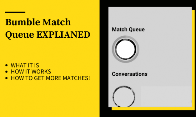 What is the Bumble match queue & How does it work?