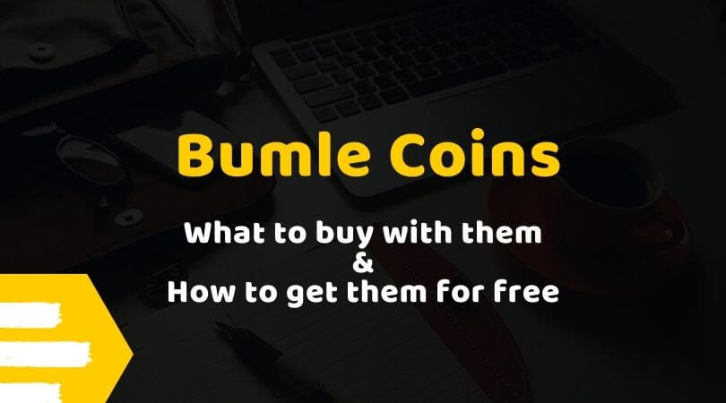 Bumble Coins: What to buy with them & How to get them for free